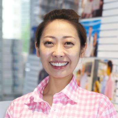 歯科医師 熊谷 友理子